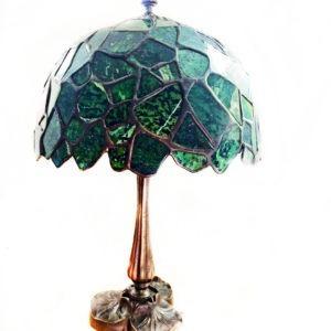 Lampy kamienne